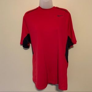 Nike Dri-Fit Athletic Running Shirt, Size Medium